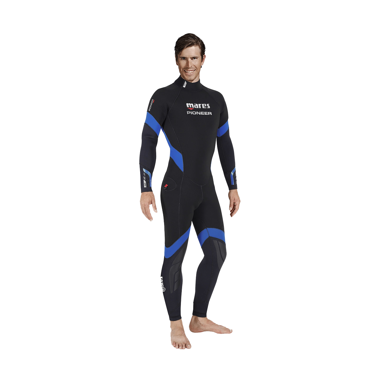 Mares Pioneer 7mm Wetsuit | Mares Wetsuits | Mares Singapore