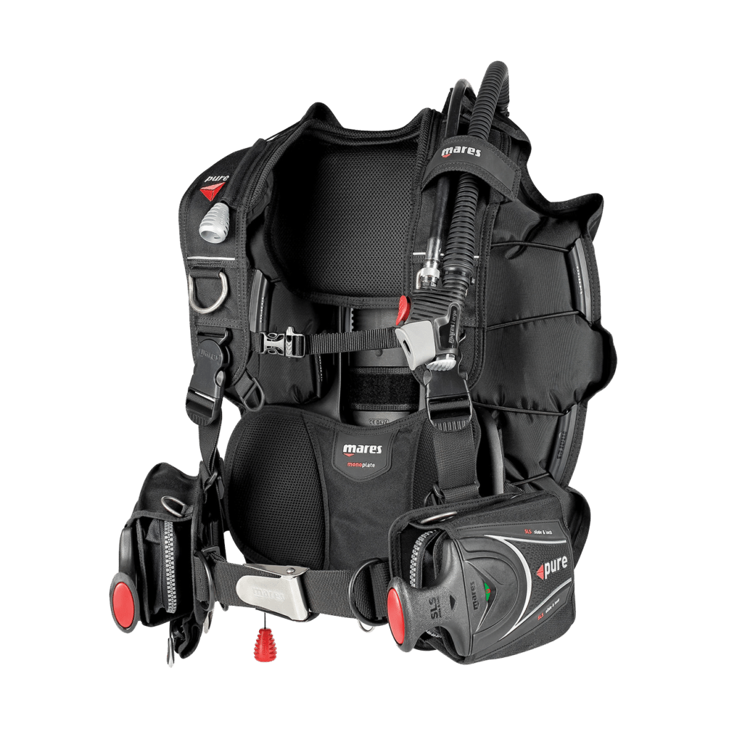 Mares Pure BCD | Mares BCD | Mares Singapore