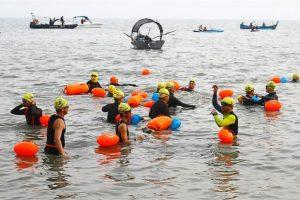 Safe Sea Penang International Cross Channel Swim 2016