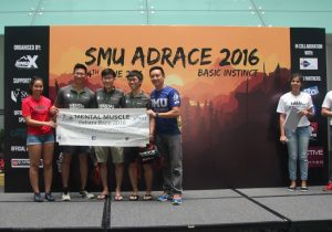Safe Sea at SMU AdRace 2016 - 8