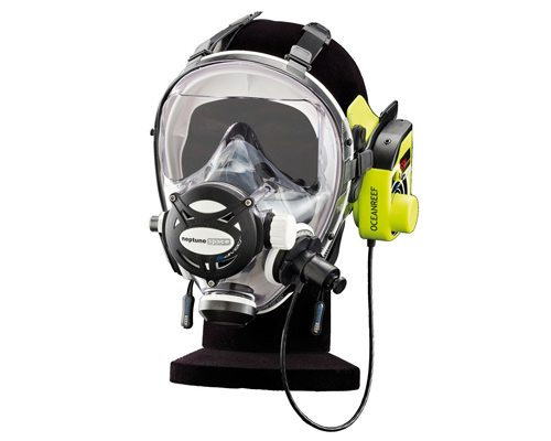 Professional Full Face Mask Accessories