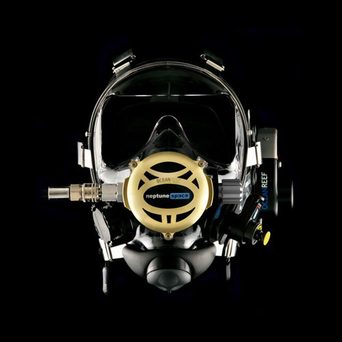Ocean Reef Neptune Space Predator|Professional Full Face Mask