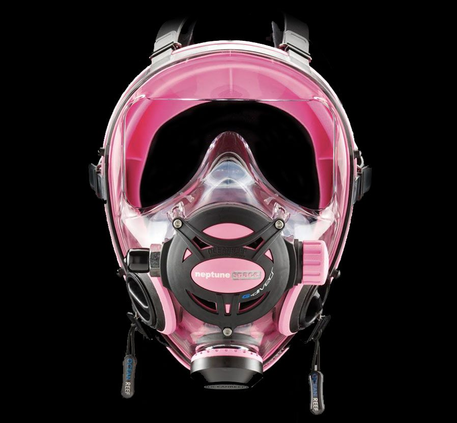 G.divers-Full-Face-Mask-Pink1