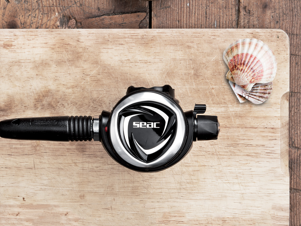 Top Scuba regulator