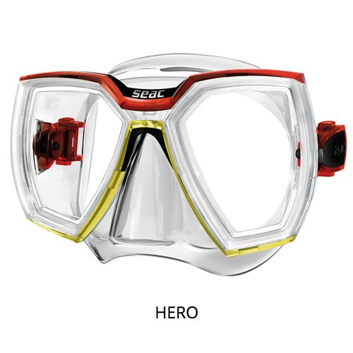 Seac Hero dive Mask