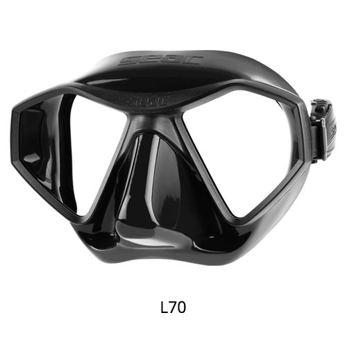 Seac L70 dive mask