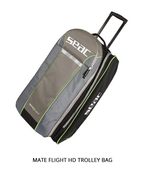 SEAC Mate Flight HD Trolley Bag