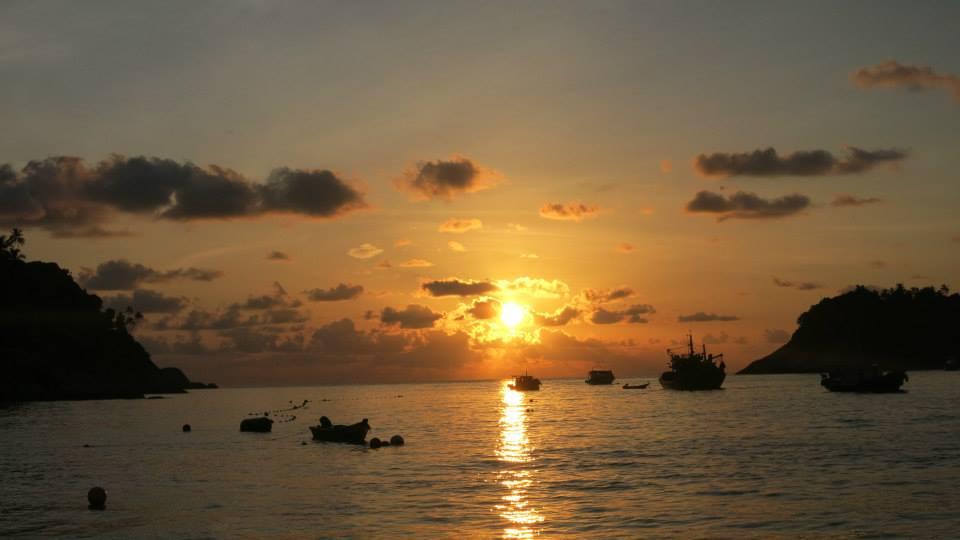09.Dayang Sunset - Shaun Gilmour