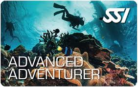 Scuba diving - Advance adventure course