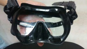 New Scuba Diving Mask