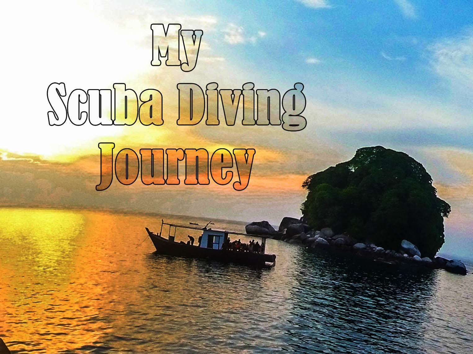My scuba diving journey scuba singapore scuba singapore - Padi dive locations ...