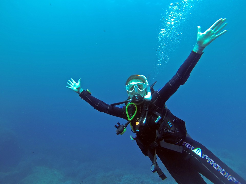 Why Diving is Easier for Those Who Mastered Buoyancy Control