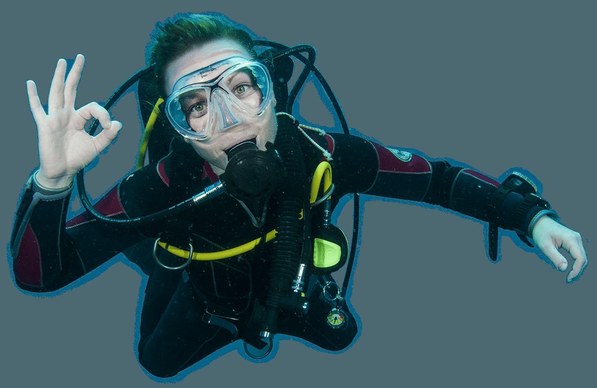 OWD diver | Eko Divers