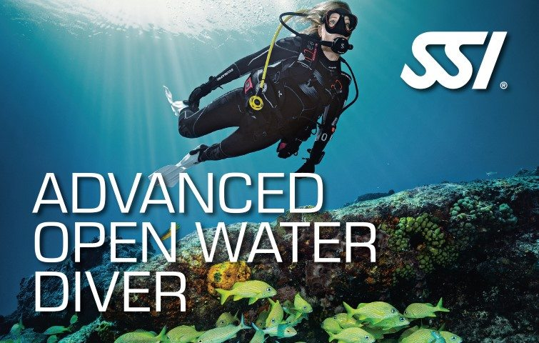SSI Advanced Open Water Diver | SSI Advanced Open Water Diver Course | Advanced Open Water Diver | Diving Course | Eko Divers
