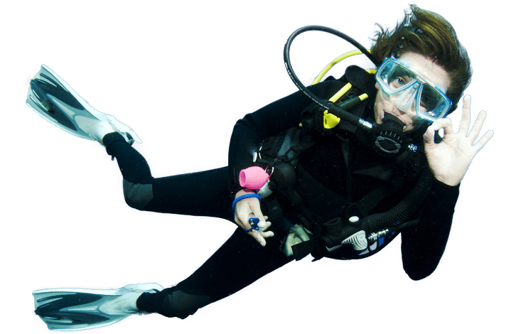 Eko Open Water Diver Girl | Eko Diver