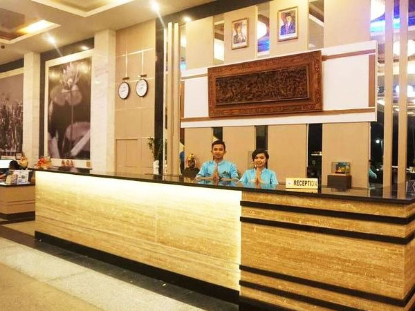 Bintan Agro Resort Front Desk | Eko Divers