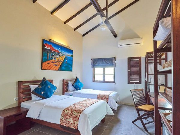 Cocotinos Lembeh Resort Rooms | Eko Divers