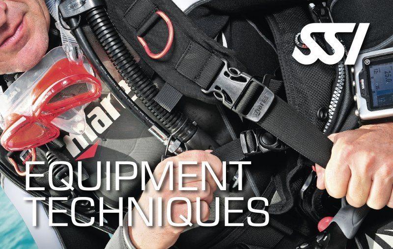 SSI Equipment Techniques | SSI Equipment Techniques Course | Equipment Techniques | Specialty Course | Diving Course | Eko Divers