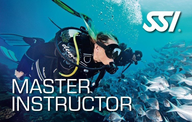 SSI Master Instructor Course | SSI Master Instructor | Master Instructor | Diving Course | Eko Divers