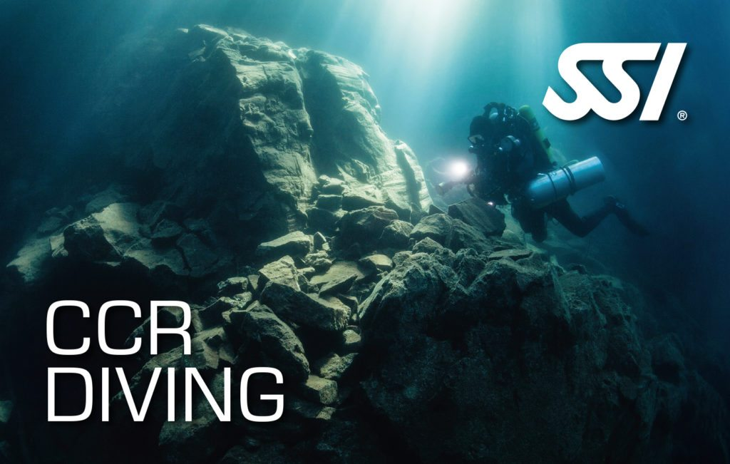 SSI CCR Diving Course | SSI CCR Diving | CCR Diving | Diving Course | Eko Divers