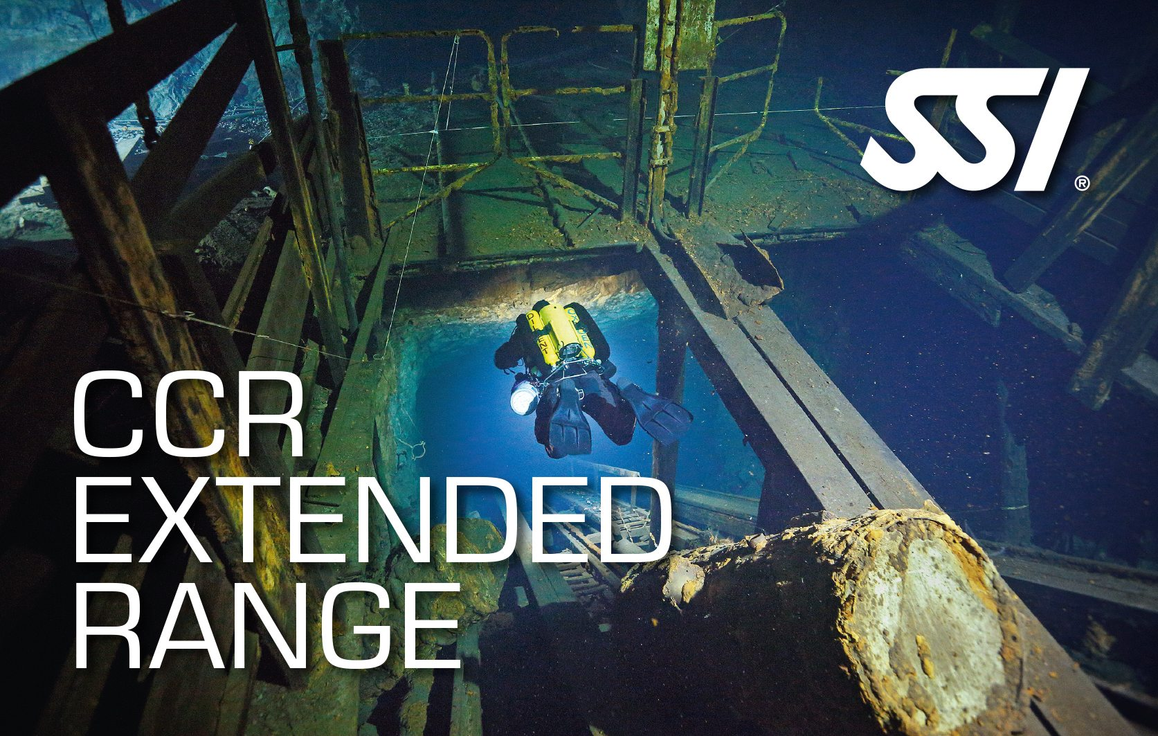 SSI CCR Extended Range Course | SSI CCR Extended Range | CCR Extended Range | Diving Course | Eko Divers