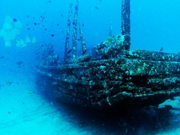 Puerto Galera Sabang Wrecks   Sabang Wrecks   Puerto Galera   Philippines   Philippine Diving Spot   Eko Divers