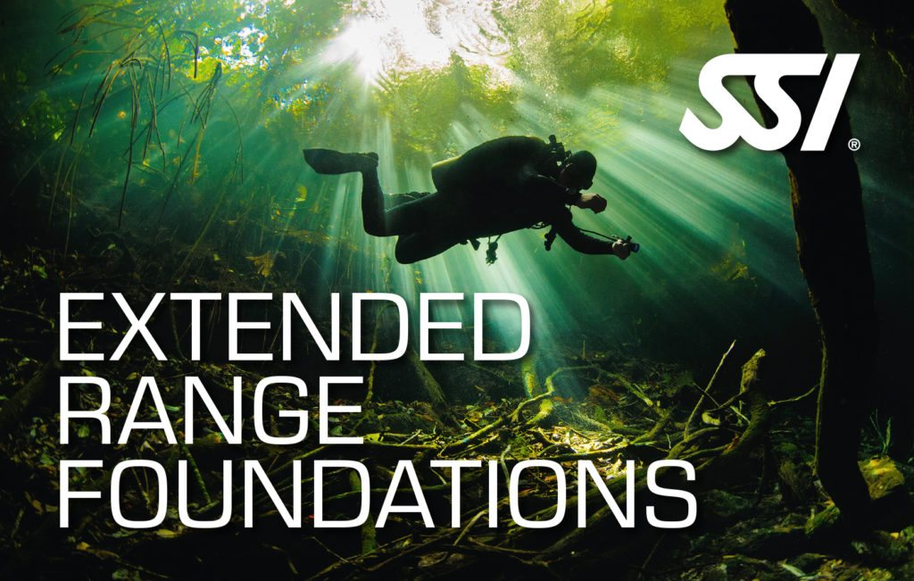 SSI Extended Range Foundations Course | SSI Extended Range Foundations | Extended Range Foundations | Diving Course | Eko Divers